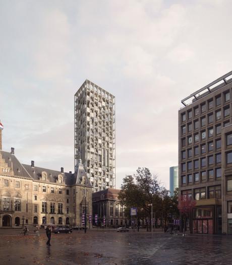 Appartementen Post Rotterdam verkocht maar vergunning nog niet rond