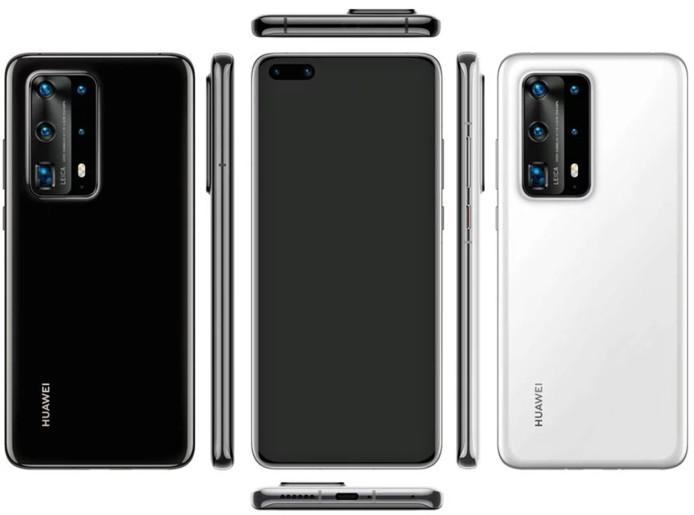 Huawei P40.