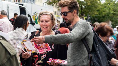 Organisatie maakt Sint-Jansplein warm voor komst Antwerp Pride