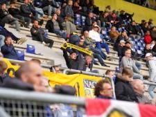 Avondje NAC met lege tribunes heeft invloed op spelers: 'Door supporters geef je extra gas op het veld, dat ga je nu missen'