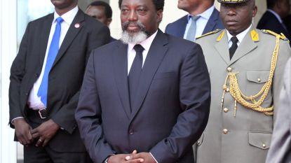 """""""Kabila zal zich niet opnieuw verkiesbaar stellen"""""""