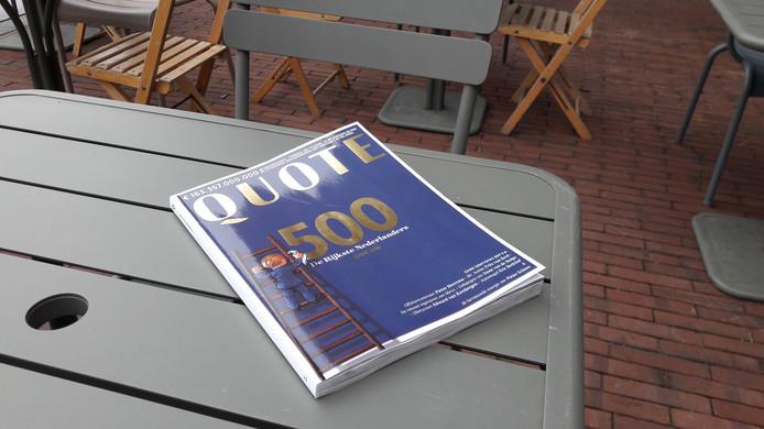De Quote 500 20018.