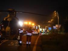 N261 tijdelijk dicht voor landing traumahelikopter