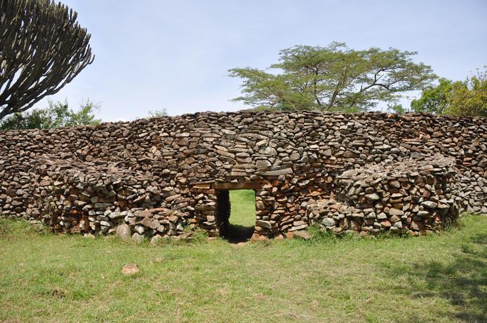 Thimlich Ohinga in Kenia.