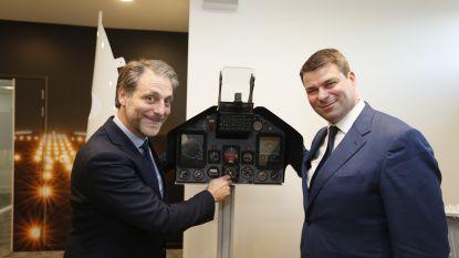 Belgische overheid koopt luchtvaartbedrijf