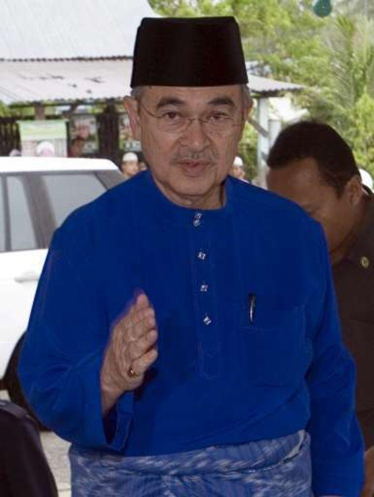 Premier Abdullah Badawi