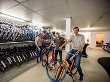 Nooit meer op een barrel rijden of naar de fietsenmaker: Swapfiets mikt (vooral) op Tilburgse studenten