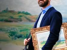 Verdachte kunstroof Wenen opgepakt op Schiphol