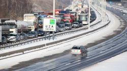 """Touring: """"Automobilisten blijken niet goed voorbereid op winterweer"""""""
