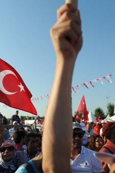 Tientallen demonstranten gearresteerd in Ankara