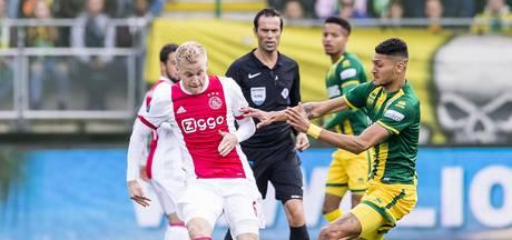 Younes, Onana en Van de Beek krijgen rust bij Ajax