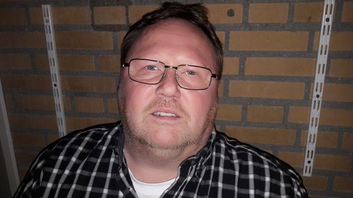 Theo de Jong, SP-fractievoorzitter Bergen op Zoom