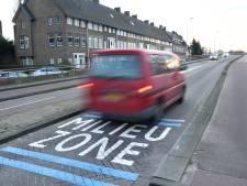 Vervuilende auto vanaf 2025 geweerd uit Enschede