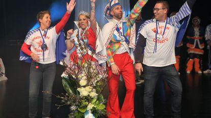 CARNAVAL HALLE: Prins Peter en Prinses Cindy heersen over Carnaval Halle 2019