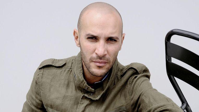 Filmmaker Mohamed Diab: 'Ik ben het niet met iedereen in dit busje eens, maar ik beschouw ze allemaal als mens.' Beeld Hollandse Hoogte