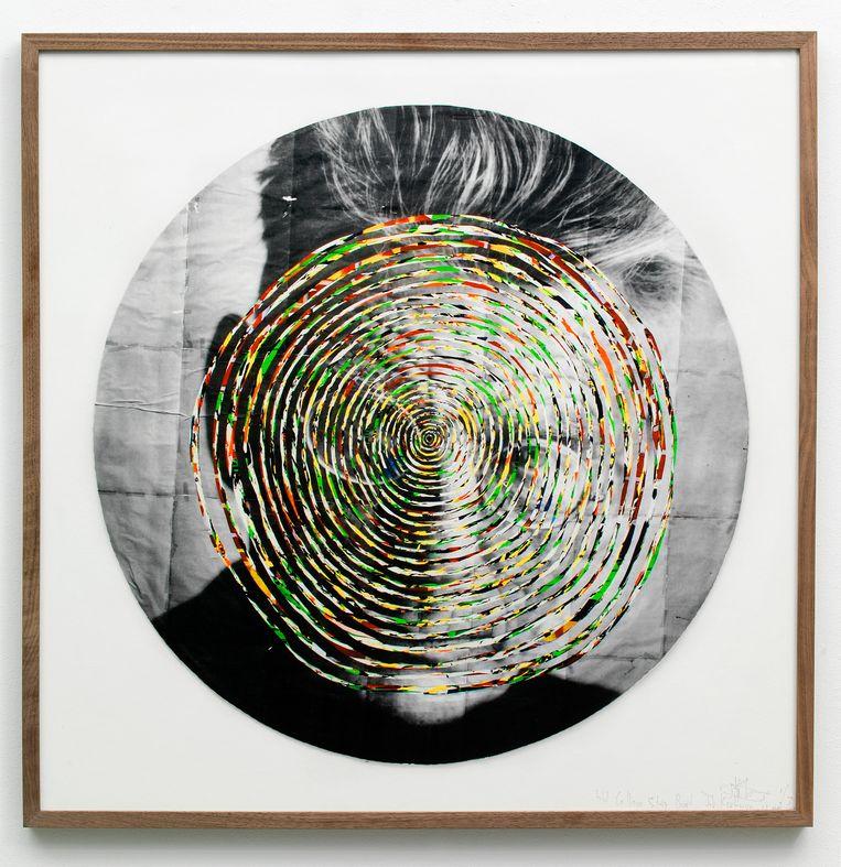 Job Koelewijn - Collage / Storyboard [Beckett] (2012), Galerie Fons Welters  Beeld GALLERY VIEWER