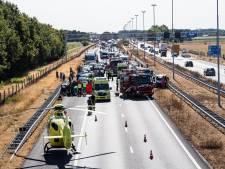 Ooggetuigen dodelijk ongeluk A58 reden dwars door ravage, politie is naar hen op zoek