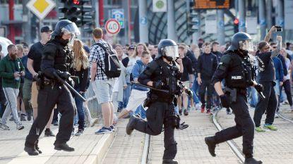 """Duitse regering veroordeelt """"heksenjacht"""" op buitenlanders in Chemnitz"""