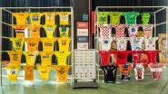 KOERS. focust met tijdelijke expo tijdens West-Vlaanderens Mooiste op kleuren in het wielerpeloton