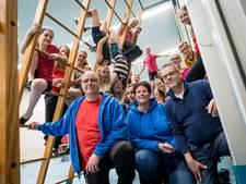 Jeugdcircus Tubantino maakt circusstad van Oldenzaal