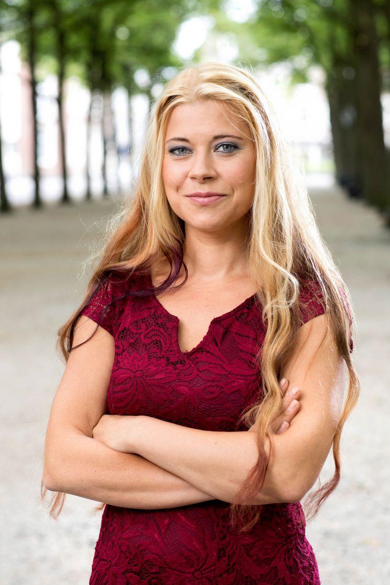 Lisa Westerveld. Beeld Maarten Kools/Lumen