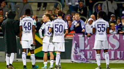 """Onze Anderlecht-watcher Pieter-Jan Calcoen: """"Het proces is niet meer, het zou zomaar kunnen dat dit meer beschamend was dan de voetballes in Brugge"""""""