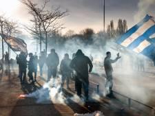 Supporters FC Den Bosch steken club hart onder de riem voorafgaand aan duel met NAC
