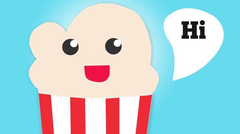 Popcorn Time Beeld