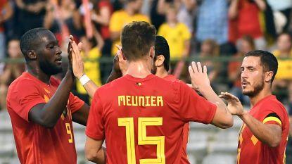 Onze punten voor primus Hazard en bleke De Bruyne. Hoe beoordeel jij prestatie van de Duivels?