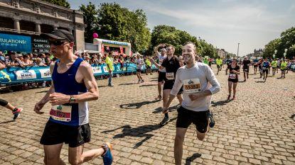 40.000 lopers klaar voor warme 39ste editie van 20 km door Brussel
