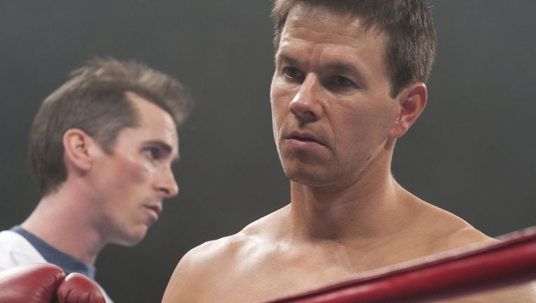 null Beeld Mark Wahlberg in The Fighter