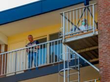 Vier jaar cel en tbs voor doodsteken van moeder (71) in flatje Eindhoven
