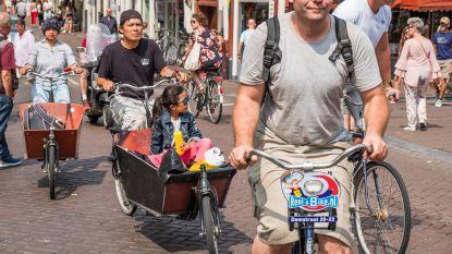 Weyts waarschuwt fietsers voor... FIETSERS