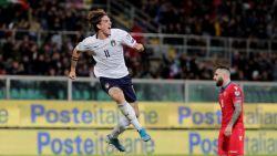 9-1! Italië draait Armenië door de gehaktmolen en pronkt met 30 op 30, ook Zwitsers zeker van EK