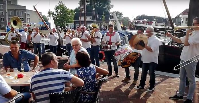 Still video Eerste havendag in Steenbergen