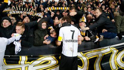 Emoties laaien hoog op tijdens 'laatste match' Sporting Lokeren