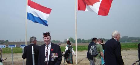 Joe Sullivan lag 56 dagen in de frontlinies en gaf Zutphen elf straatnamen