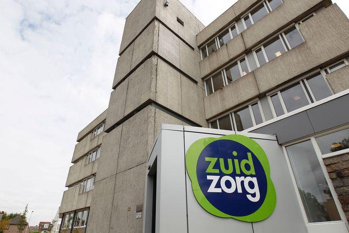 Het hoofdkantoor van ZuidZorg in Veldhoven.