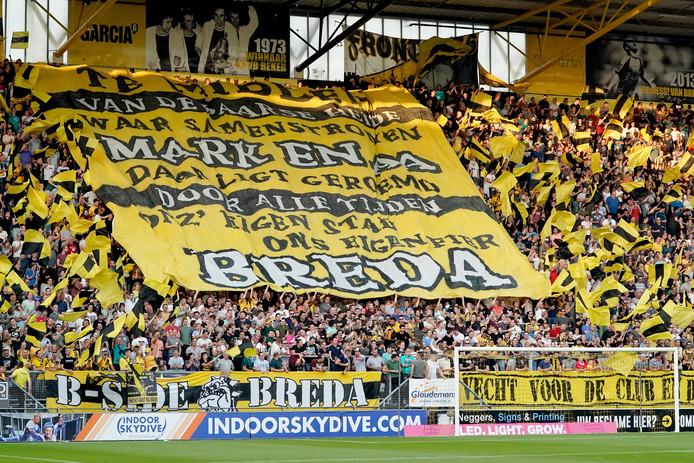 Onder het bewind van Nicole Edelenbos werd de huur van het NAC-stadion door de gemeente Breda verlaagd.