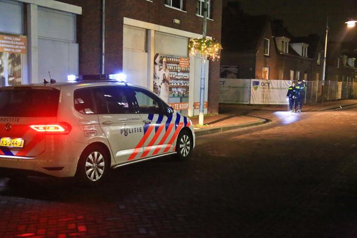 Schietnincident op de Heistraat in Helmond.