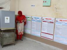 Fermeture des derniers bureaux de vote en Inde, fin de six semaines d'élections