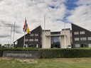 Het gemeentehuis in Tholen.