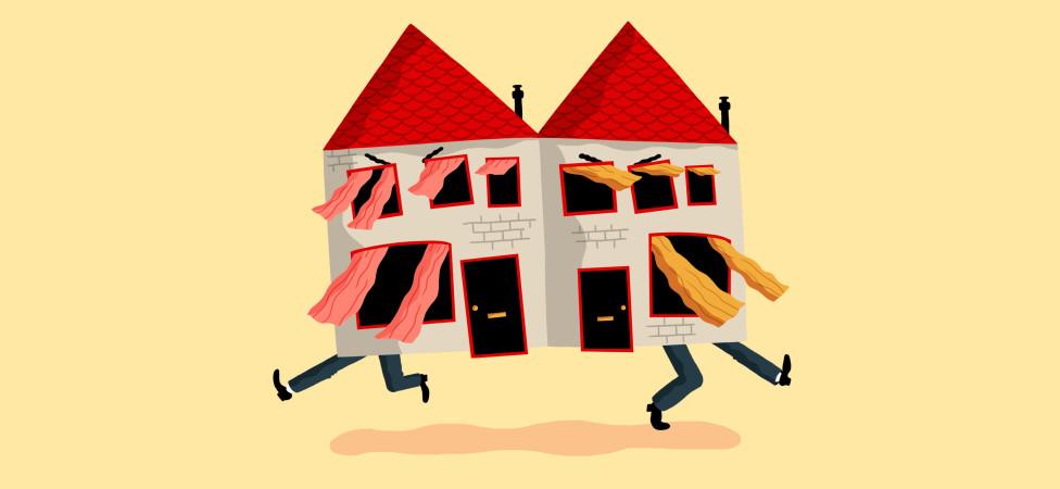Plots waren we niet meer uitgenodigd op het feest van de buren, hoe houden we de relatie redelijk?