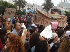 Honderden betogers in Casablanca na aanranding in Marokkaanse bus