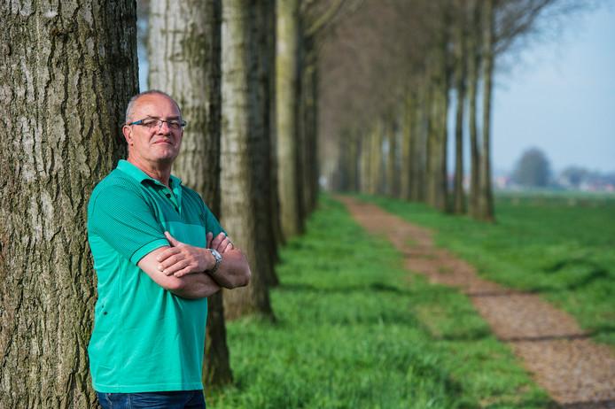 """Voorzitter Jan van Rijswijk van WSV De Vrijbuiters: ,,Alles is geregeld voor de 80 van 1 Altena."""""""