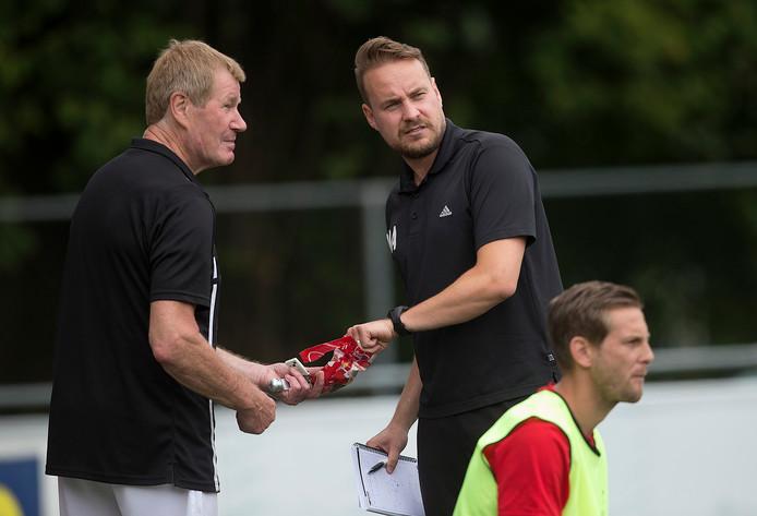 Concordia Wehl-trainer Maik Angenent.