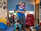 'We moesten een tijd van 20 euro per week leven, met twee kinderen'