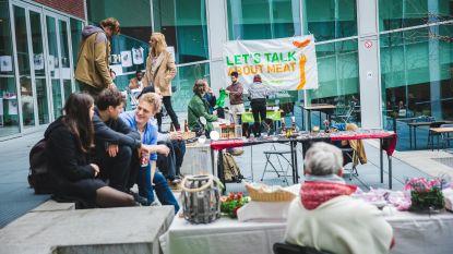 Arteveldehogeschool zet duurzaamheid in de kijker op klimaatevent