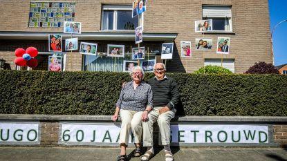 Hugo en Anna vieren 60ste huwelijksverjaardag in hun kot, maar krijgen de ene verrassing na de andere van hun kinderen en (achter)kleinkinderen
