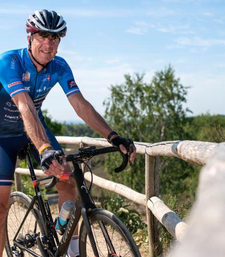 Martin en zijn team fietsen alsnog tegen kanker: 'Vechten voor de dag dat het geen dodelijke ziekte is'